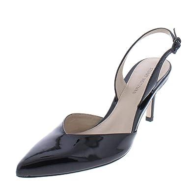 a50781f13e8c Amazon.com  Stuart Weitzman Womens Sleek Solid Pumps Slingback Heels  Shoes