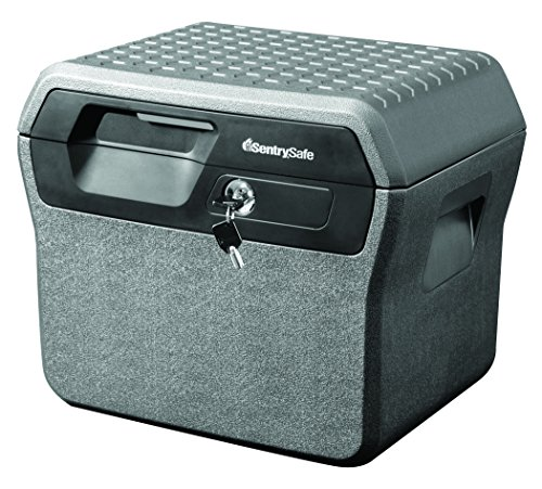 SentrySafe FHW40220 Large File Safe, Charcoal Gray
