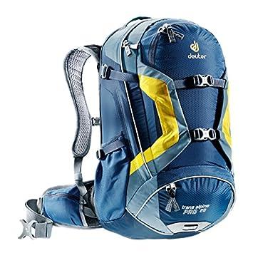 verschiedene Stile zahlreich in der Vielfalt Wählen Sie für authentisch I-Ride Deuter Trans Alpine Pro 28 Mid-Slate Blue Ruck Sack ...