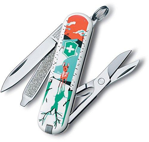 Victorinox VN06223L1507US2 Classic LTD Ed They'll Grow Knife