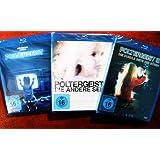 POLTERGEIST 1 2 3 Complete Collection 3 Blu-Ray POLTERGEIST TRILOGY