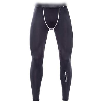 FELICILII Leggings Deportivos Pantalones de Yoga for Hombres ...
