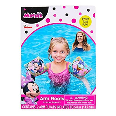 UPD Minnie Arm Floaties: Toys & Games