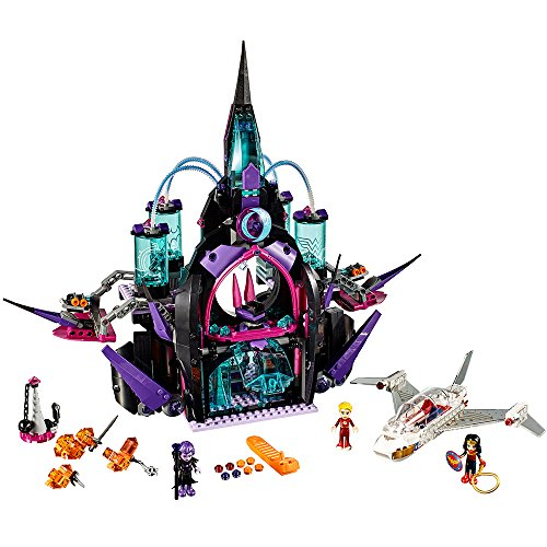 Super Set Castle - LEGO DC Super Hero Girls Eclipso Dark Palace 41239 Building Kit (1078 Piece)