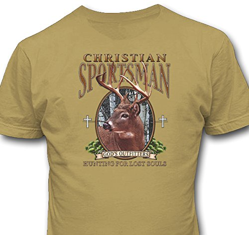 Christian Sportsman Unisex Christian T-shirt