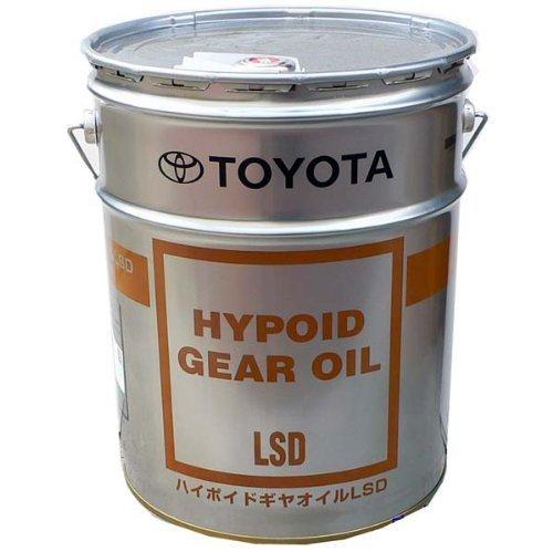 TOYOTA トヨタ純正 キャッスル ハイポイドギヤオイルLSD 85W-90 GL-5 20L 08885-00303 B012ATXWG2