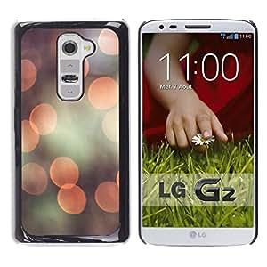 LECELL--Funda protectora / Cubierta / Piel For LG G2 -- Llamarada cámara --