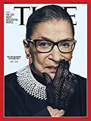 Time Magazine ( October 5 / 12 , 2020 ) - The 100 Most Influential people - Double issue