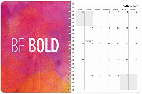 2017 BE YOU 12 Month Spiral Engagement Planner