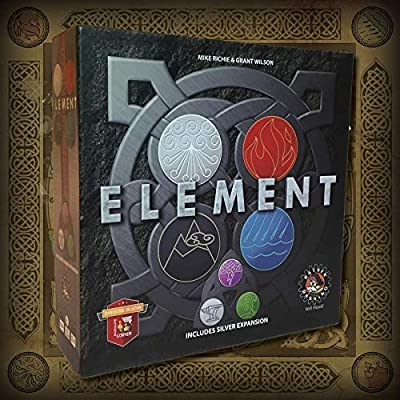 Element Silver: Toys & Games