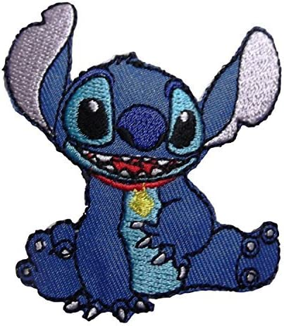 Stitch embroidery patch