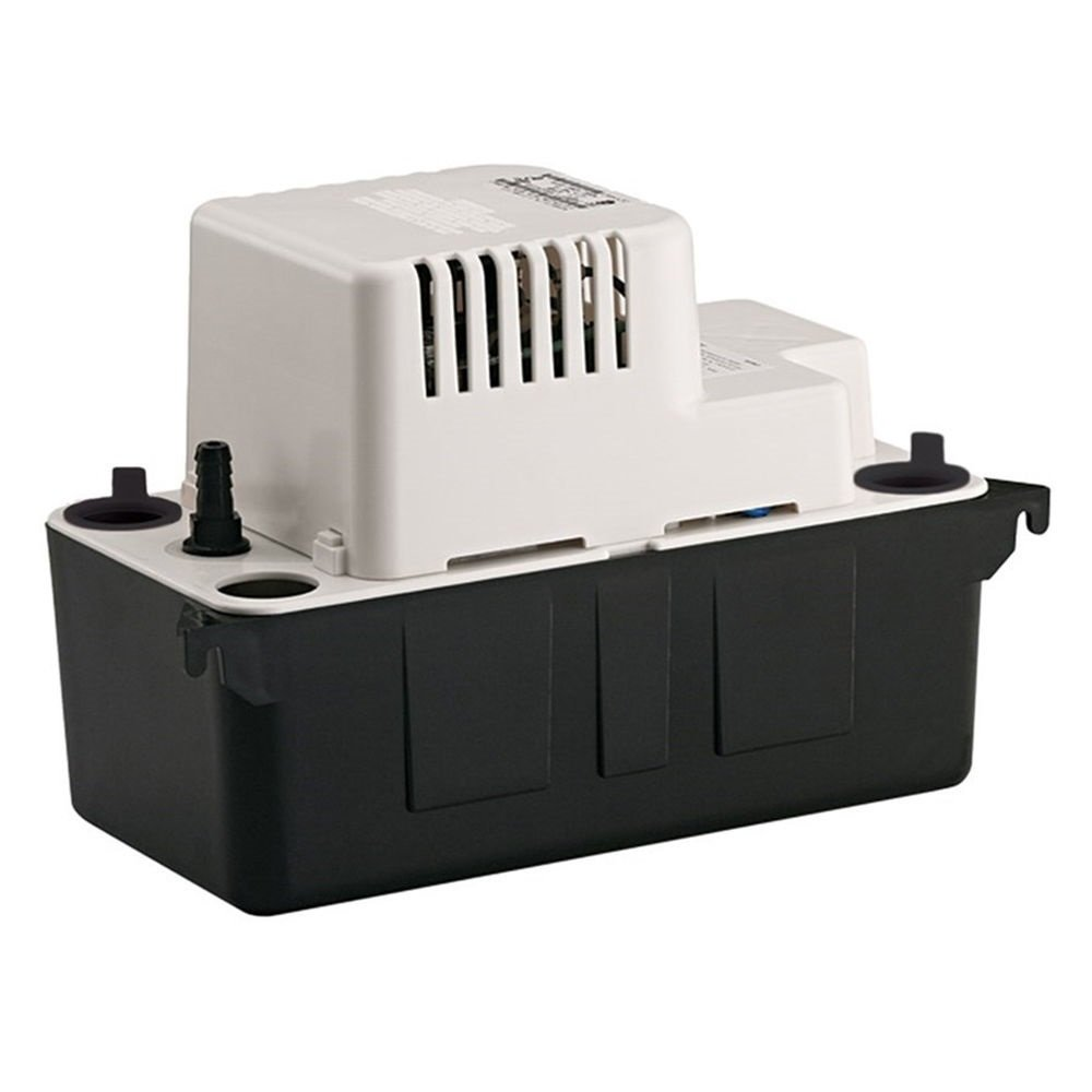 Air Conditioner Portable Condensate Removal Pump 1/50 HP 1/2 Gallon Remover High Efficiency ABS Tank Motor Cover And Volute - Skroutz
