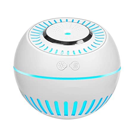 YQSHYP Humidificador ultrasónico for bebés 380 Ml for ...
