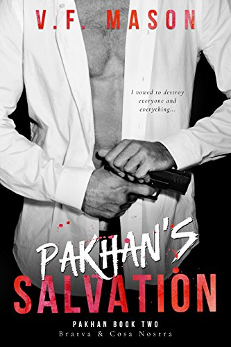 Pakhan's Salvation (Pakhan Duet Book 2)