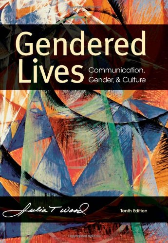 Gendered Lives by Cengage Learning