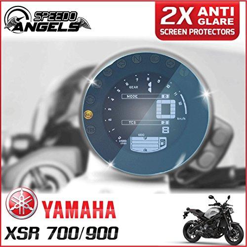 2 x YAMAHA XSR700 / XSR900 Dashboard/Instrument Cluster screen protector - Anti-Glare