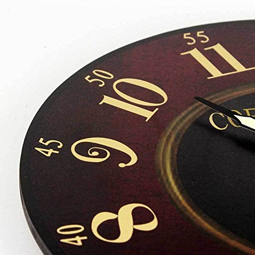Amazon.com: Living room wall decoration quartz watch fashion waterproof clock face home decor: Home & Kitchen
