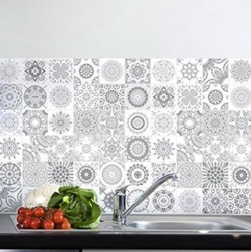 Jtslssx Sticker Selbstklebend Fliesen – Mosaik Fliesen ...