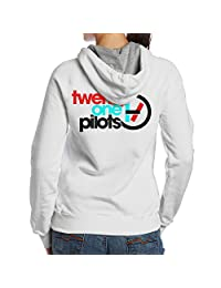 Woman Twenty One Pilots Regional At Best No Pockets Hoodies Print Hooded Sweatshirt