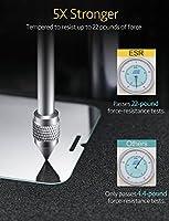 ESR Protector Pantalla para iPhone 7 Plus/8 Plus [2 Piezas][Fácil ...