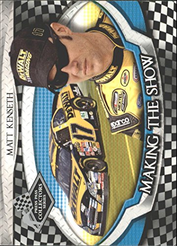 (2006 Press Pass Collectors Series Making the Show #MS3 Matt Kenseth)
