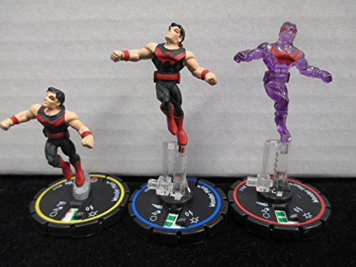 Marvel Heroclix - Mutant Mayhem - Wonder Man - REV Set