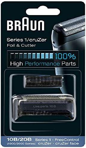 Braun 10B/20B Series 1 Shaver Foil & Cutter Combi Pack By Braun: Amazon.es: Salud y cuidado personal