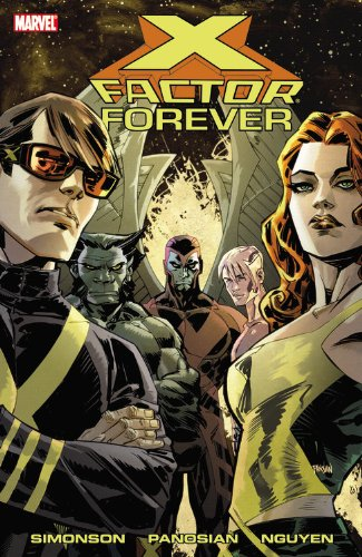 X-Factor Forever (X-Factor (Unnumbered))