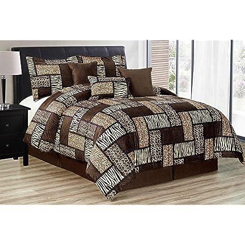 Cheetah Print Bedding Amazon Com