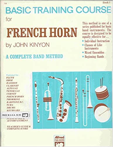Lue kirjoja verkossa Basic Training Course for French Horn Book 1 PDF RTF DJVU B00UUD725I