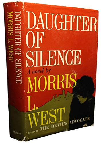 Daughter Of Silence by Morris L. West