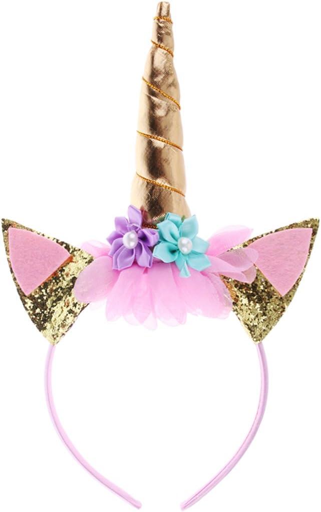 Unicorn Headband Charm
