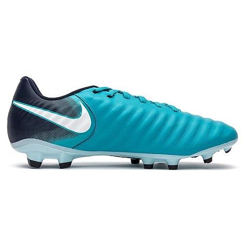 Nike Tiempo Ligera IV FG, Botas de fútbol para Hombre: Amazon.es: Zapatos y complementos