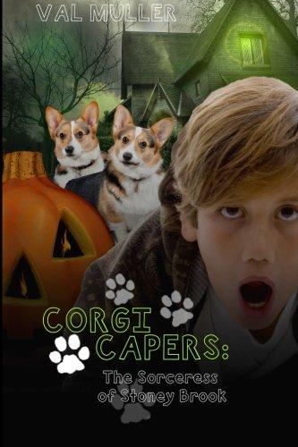 Corgi Capers: The Sorceress of Stoney Brook (Volume 2)
