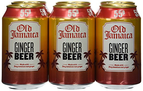 - Old Jamaica Ginger Beer Can 300ml - 6 Pack