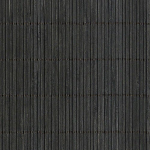 BambooMN Brand - Bamboo Placemat/Sushi Rolling Mat - 12.75'' x 18.5'' - Black, 8 pcs by BambooMN (Image #2)
