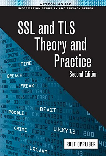 SSL and TLS: Theory and Practice