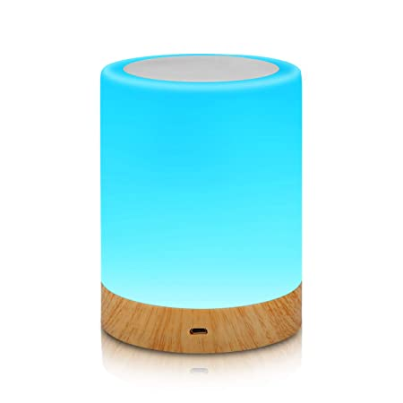 YSD Touch Lamp, Bedside Lamp & Table Lamp with Rechargeable Battery