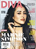 Diva Magazine (June 2016 - Marnie Simpson)