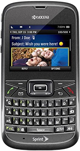 Sprint Kyocera Brio S3015 QWERTY Cell Phone No Contract R...