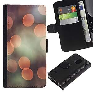 JackGot ( Llamarada cámara ) Samsung Galaxy S5 V SM-G900 la tarjeta de Crédito Slots PU Funda de cuero Monedero caso cubierta de piel