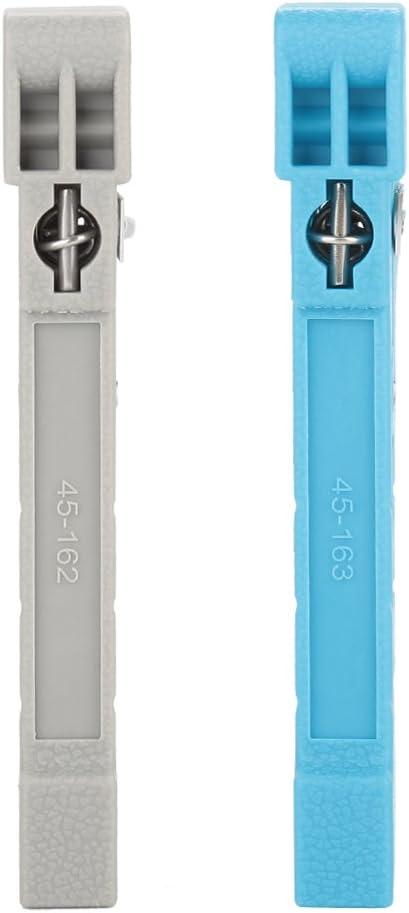 45-163 Pince /à D/énuder pour Fibres Optiques Outil de Coupe-c/âble pour D/écapant Coaxial C/âble 45-163 45-162