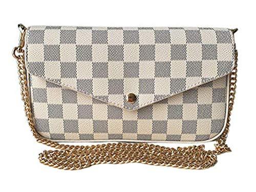 Louis Vuitton White Handbag - 5
