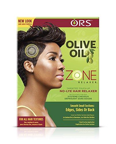 Organic Root Stimulator Olive Oil Zone Targeted No-lye Hair ()