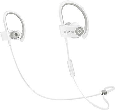 Beats PowerBeats 2 - Auriculares in-Ear inalámbricos, Color Blanco: Amazon.es: Electrónica
