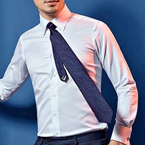 Corbata/Corbata de Hombre Casado/Traje Negro/Estudiante/Traje de Moda/Traje de Trabajo Camisa/Corbata de Trabajo LJJOZ (Color : A): Amazon.es: Hogar
