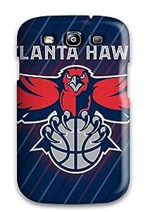basketball nba atlanta hawks NBA Sports & Colleges colorful Samsung Galaxy S3 cases 4112155K249599094