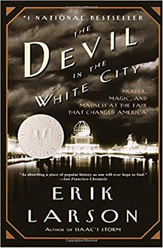 Image result for the devil in the white city