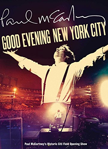 Good Evening New York City [2 CD + 1 DVD Combo] by Hear Music (Image #2)