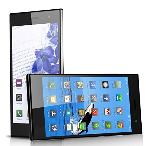 iDroid Royal V7 Black No Contract Phone - Retail Packagin...